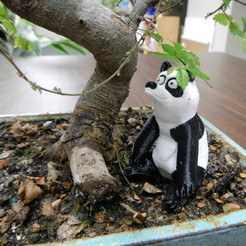 Download free 3D printing models Panda, yourwildworld