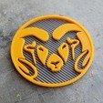 Download free 3D printer model CSU Coin, Porda