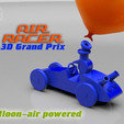 Free 3D file AIR RACER -3D Grand Prix-, BonGarcon
