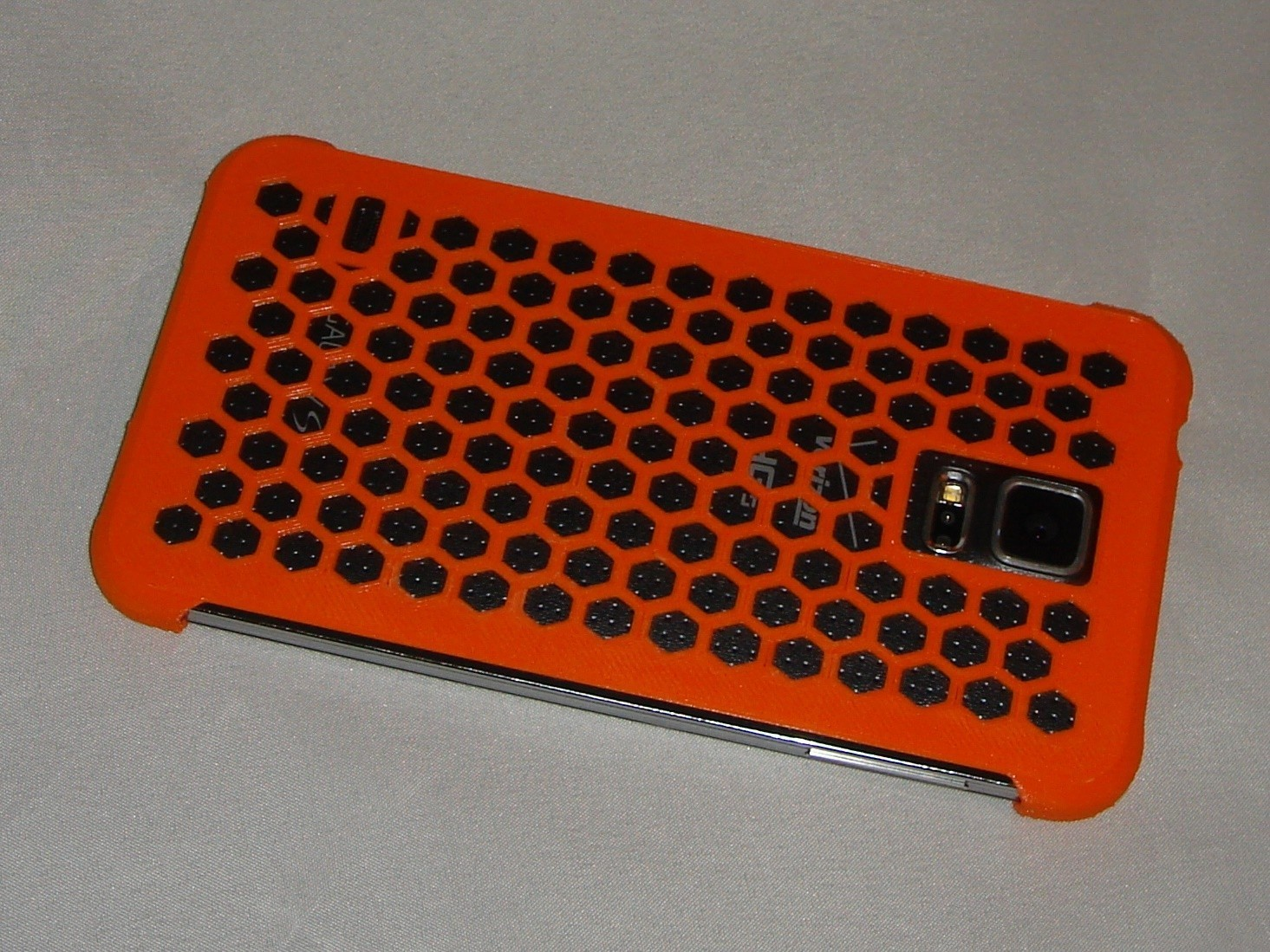 DSC03262.JPG Download free STL file Galaxy S5 Hard Case • Design to 3D print, Umqais