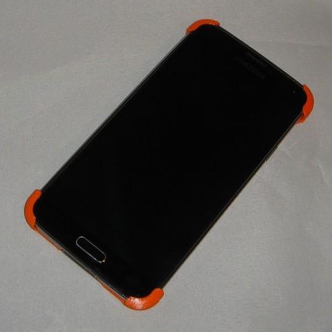 DSC03261.JPG Download free STL file Galaxy S5 Hard Case • Design to 3D print, Umqais