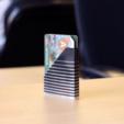 Descargar archivo 3D gratis Minimal TPU Monedero, MosaicManufacturing