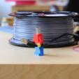 Télécharger fichier STL gratuit Multi-Color Lego Figure USB Drive Case, MosaicManufacturing
