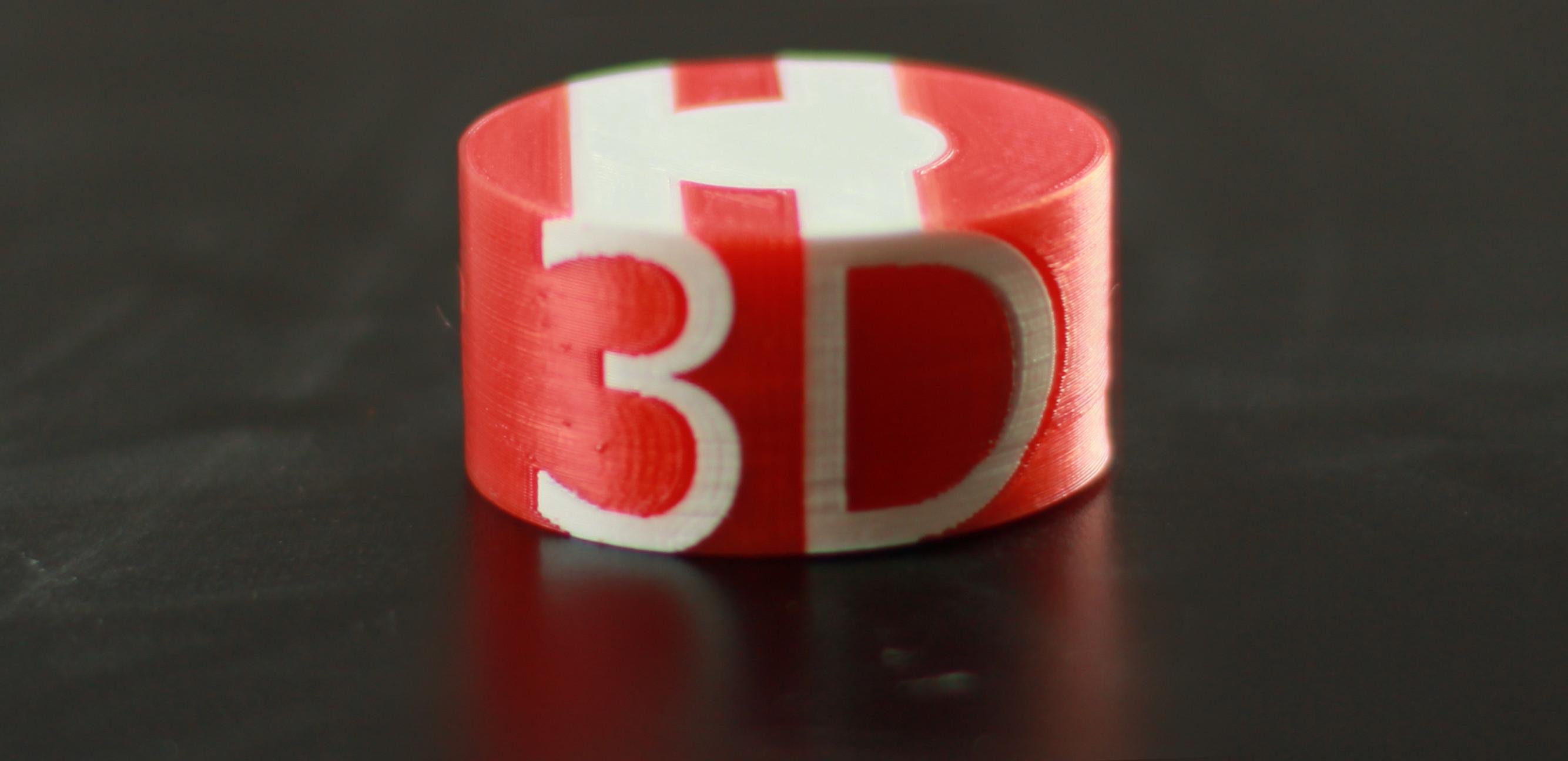 3D_mosaic.jpg Télécharger fichier STL gratuit 3D Cylinder • Modèle pour imprimante 3D, MosaicManufacturing