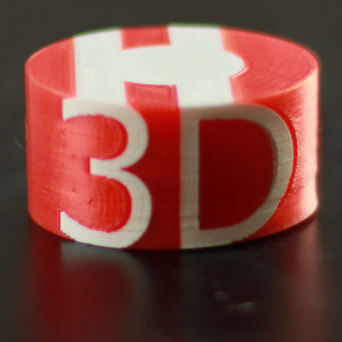 Download free STL file 3D Cylinder • 3D printing object, MosaicManufacturing