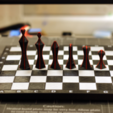 Download free 3D printing designs Multi-Color Chess Set, MosaicManufacturing