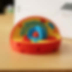 Download free 3D printing models Multi-Color Cell Model, MosaicManufacturing