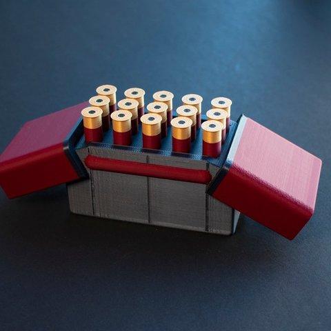Imprimir en 3D gratis Cajas de munición multicolor de las leyendas del ápice, MosaicManufacturing