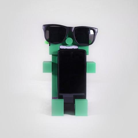 f0b5c7eebdcdd3a54be3fc340972cd97_display_large.jpg Download free OBJ file Multi-Color Hulk • 3D print object, MosaicManufacturing