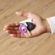Capture d'écran 2018-03-09 à 10.17.13.png Télécharger fichier STL gratuit Porte-clés de la journée internationale des femmes • Modèle pour impression 3D, MosaicManufacturing