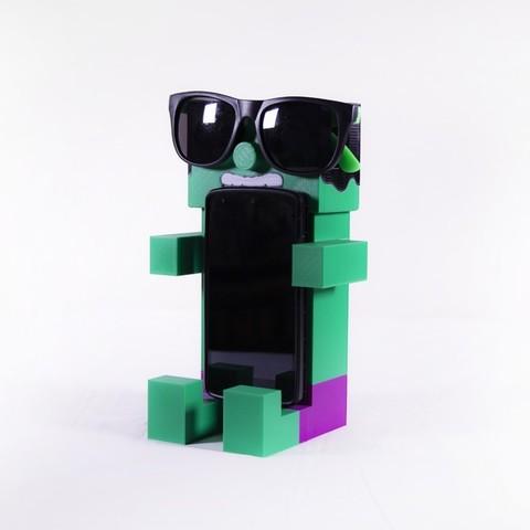 8cbdeff68ceb920d7f0691969ead8759_display_large.jpg Download free OBJ file Multi-Color Hulk • 3D print object, MosaicManufacturing