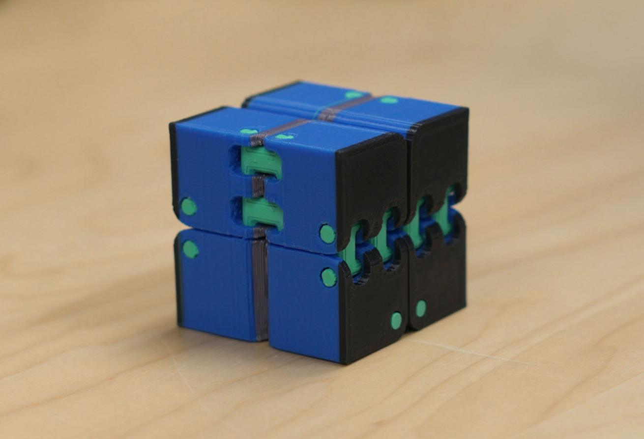 Capture d'écran 2017-01-23 à 11.46.12.png Télécharger fichier STL gratuit Multi-Color Kobayashi Cube • Modèle pour imprimante 3D, MosaicManufacturing