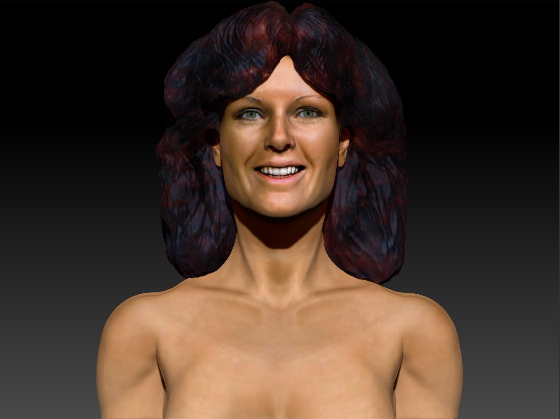 AnniFrid_0006_Layer 14.jpg Télécharger fichier STL gratuit Anni-Frid du buste d'Abba • Design pour imprimante 3D, JanM15