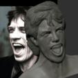 STL Mick Jagger bust, JanM15
