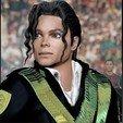 3D printing model Michael Jackson King of Pop figure, JanM15