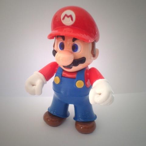 Fichier 3D gratuit Super Mario complete set, ZeBlate