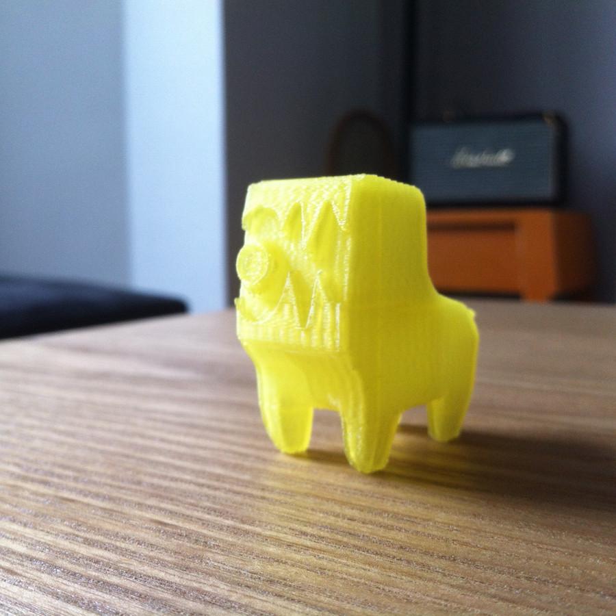 FLCL_2_1.jpg Download free STL file FLCL Dog  • 3D print object, Valello