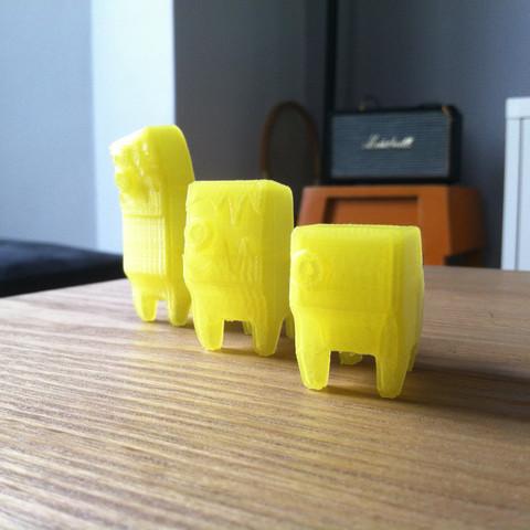 FLCL_4_1.jpg Download free STL file FLCL Dog  • 3D print object, Valello