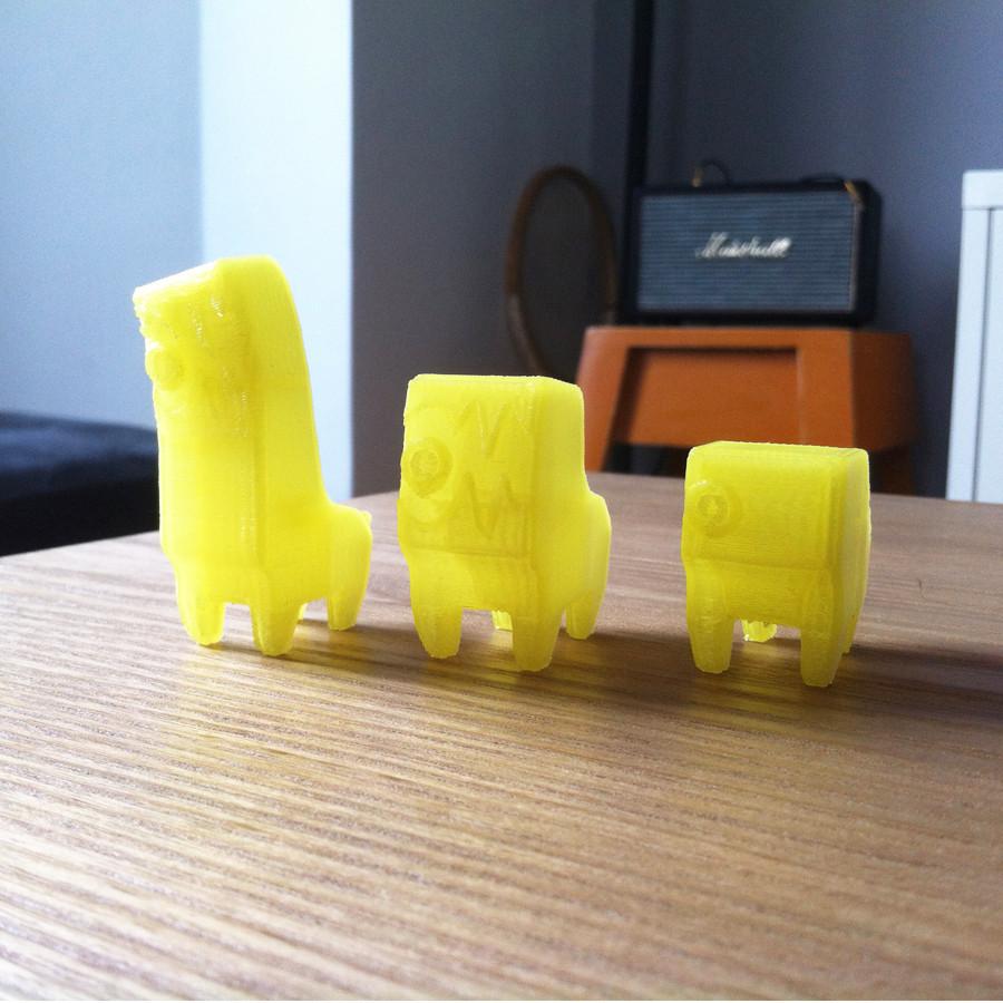 FLCL_4_2.jpg Download free STL file FLCL Dog  • 3D print object, Valello