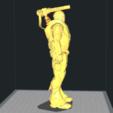 Télécharger fichier imprimante 3D gratuit Ironman War machine-Réparé et coupé, suatbatu