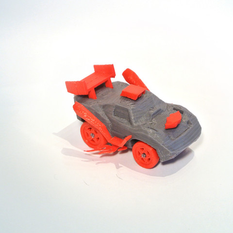foto49.jpg Download free STL file 3DRacers - RC Car • 3D print object, 3DRacers