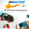 copertina-nuova.jpg Download free STL file 3DRacers - RC Car • 3D print object, 3DRacers