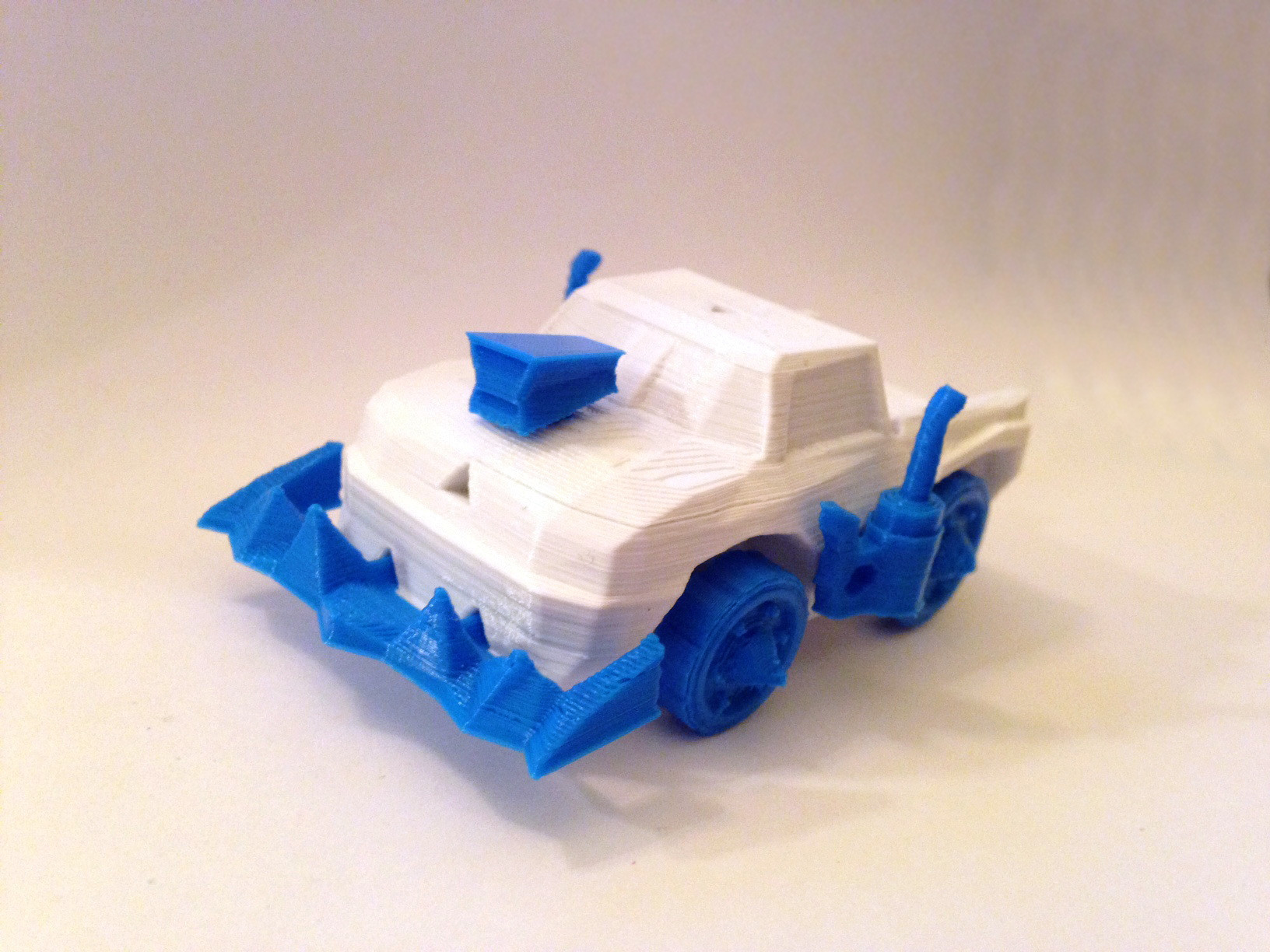 pickup-02.jpg Download free STL file 3DRacers - RC Car • 3D print object, 3DRacers