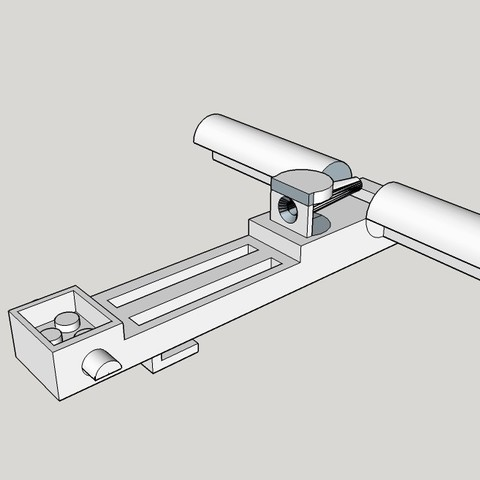 3d printer model LONGBAW, leon