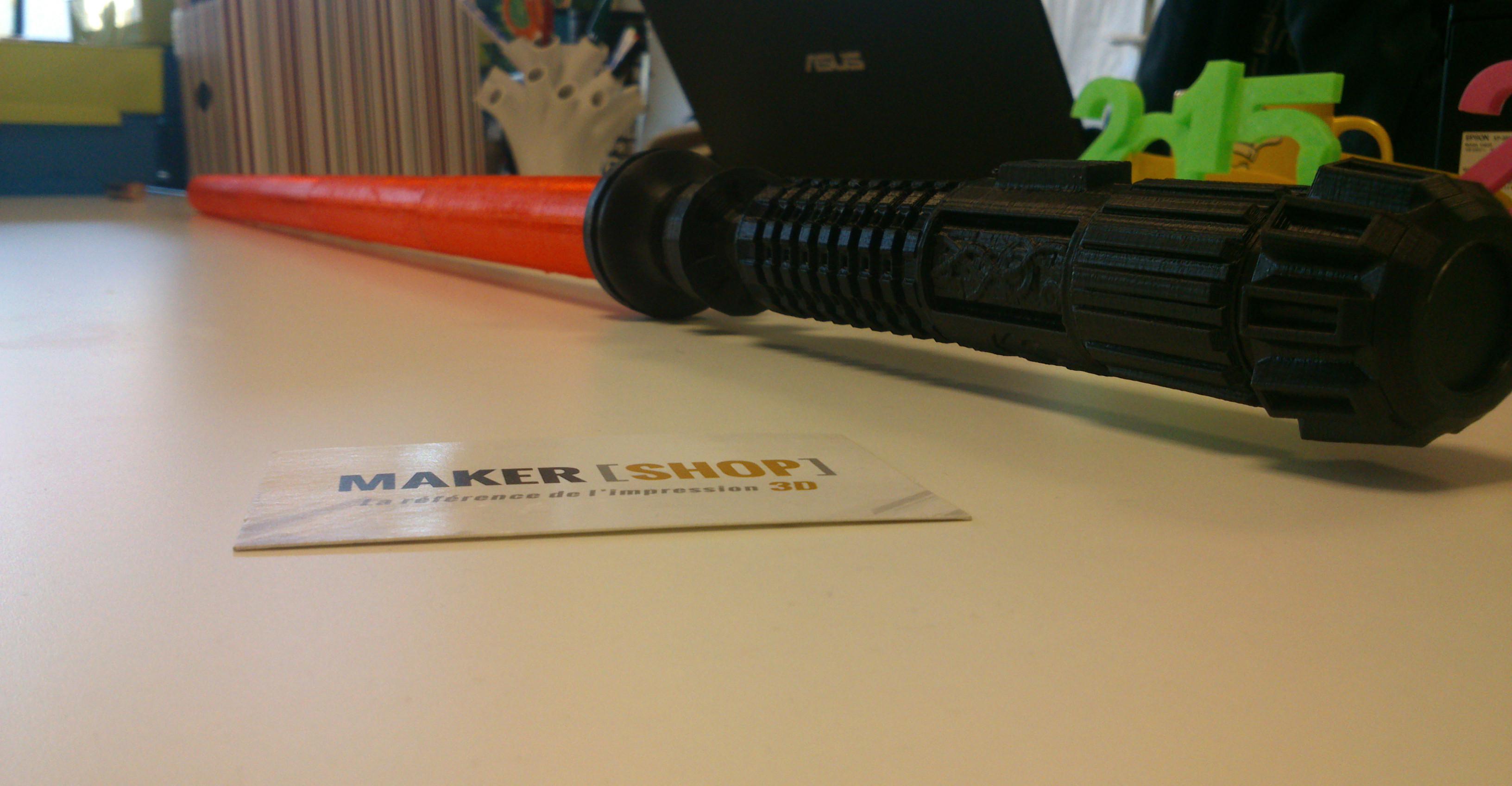 DSC_1413.jpg Télécharger fichier STL gratuit Sabre Laser • Design pour impression 3D, Makershop
