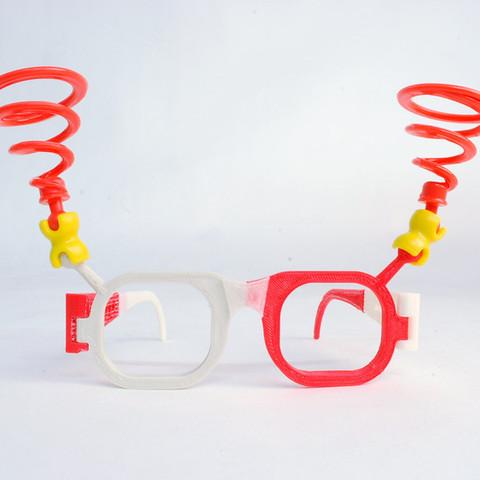 Free 3d printer designs Ogo Glasses, OgoSport