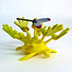 Impresiones 3D gratis Ogo Tortuga, OgoSport
