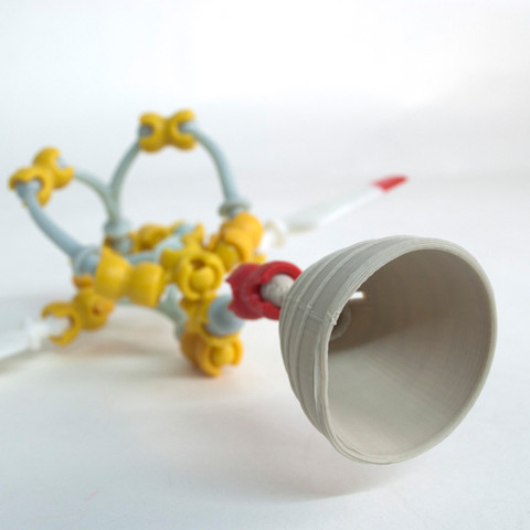 Download free STL file Rocket Thruster • 3D printable template, OgoSport