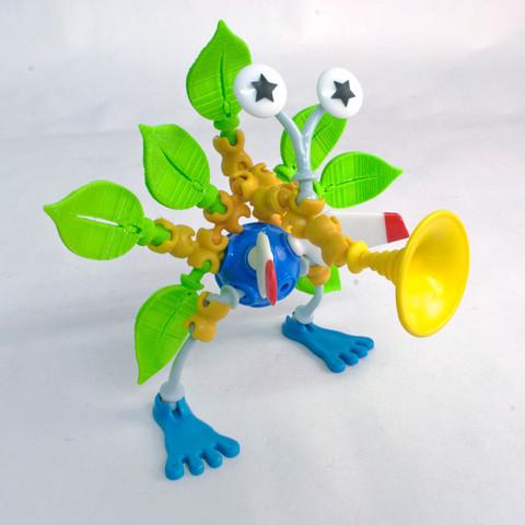 Archivos 3D gratis Hojas de Ogo, OgoSport