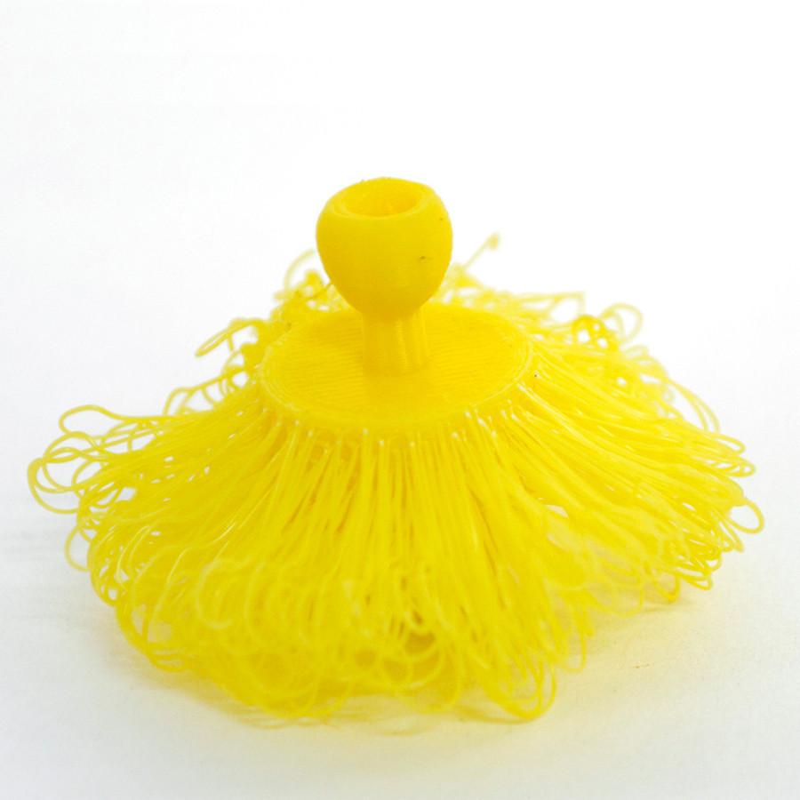 3.jpg Download free STL file Fuzzy Flower • 3D printing design, OgoSport