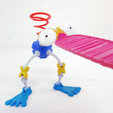 Impresiones 3D gratis Aleta, OgoSport