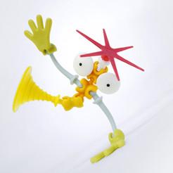 mini_tentacles_1.JPG Download free STL file Mini Tentacles • 3D print model, OgoSport