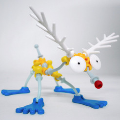 Free 3D file Twig, OgoSport