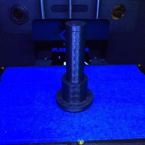 Download free STL file Flashforge Pro Extender • 3D print design, Aurore41