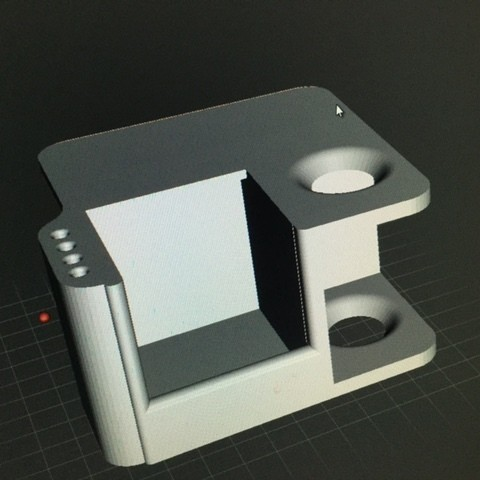 Download free STL file Tool holder • Model to 3D print, Aurore41