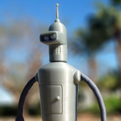 Free bender 3D model, MaoCasella