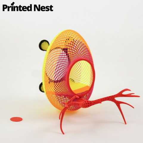Free 3D print files Bird feeder 4.0, printednest