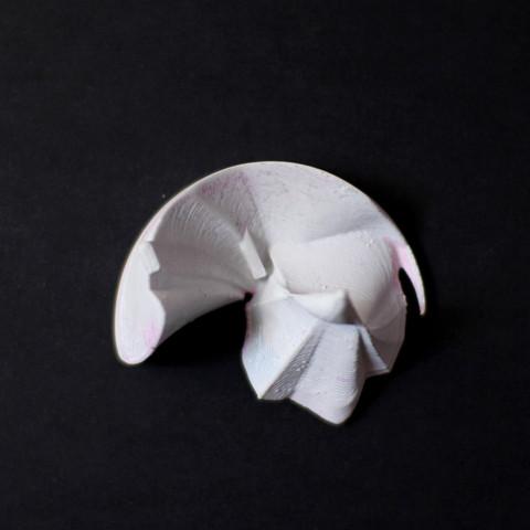 aa.jpg Download free STL file Land/Sea-form. (Mesh Peak / Invert.) • Template to 3D print, Steele