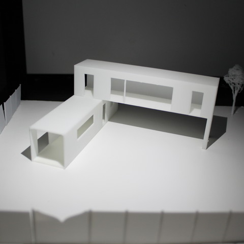 Download STL file maison container • 3D printing model, sevendice