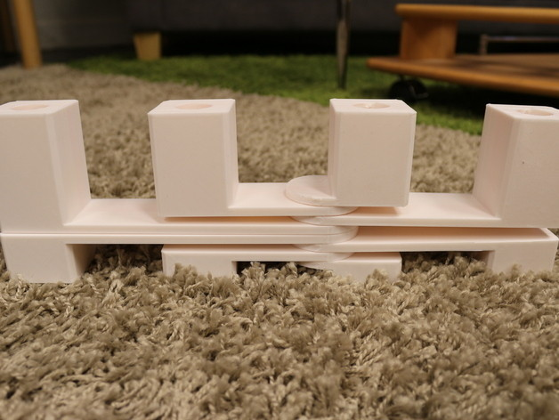 IMG_2481_preview_featured.JPG Download free STL file Swedish Candle Holder • 3D print model, ZYYX3DPrinter