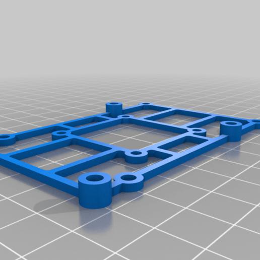 pcb-mount.png Download free STL file Raspberry Pi HQ Camera Case • 3D print design, Adafruit