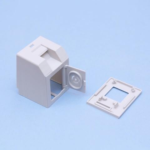 db7076ce2f8badc743576069d2a88527_display_large.jpg Télécharger fichier STL gratuit HalloWing Mac M0 • Modèle à imprimer en 3D, Adafruit