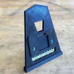 Impresiones 3D gratis Cluedo Metrónomo Stand, Adafruit