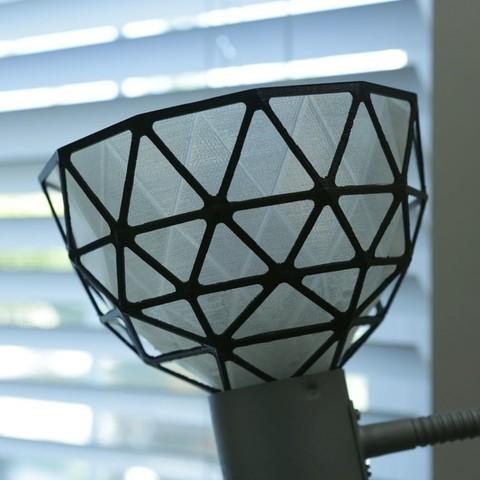 b123d05e4fe2fa920119fc0805f618df_display_large.jpg Download free STL file Geodesic Lamp Shade • 3D printer design, Adafruit
