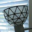 Download free 3D printing templates Geodesic Lamp Shade, Adafruit