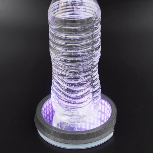 hero-bottle.jpg Télécharger fichier STL gratuit Miroir Infini • Objet à imprimer en 3D, Adafruit